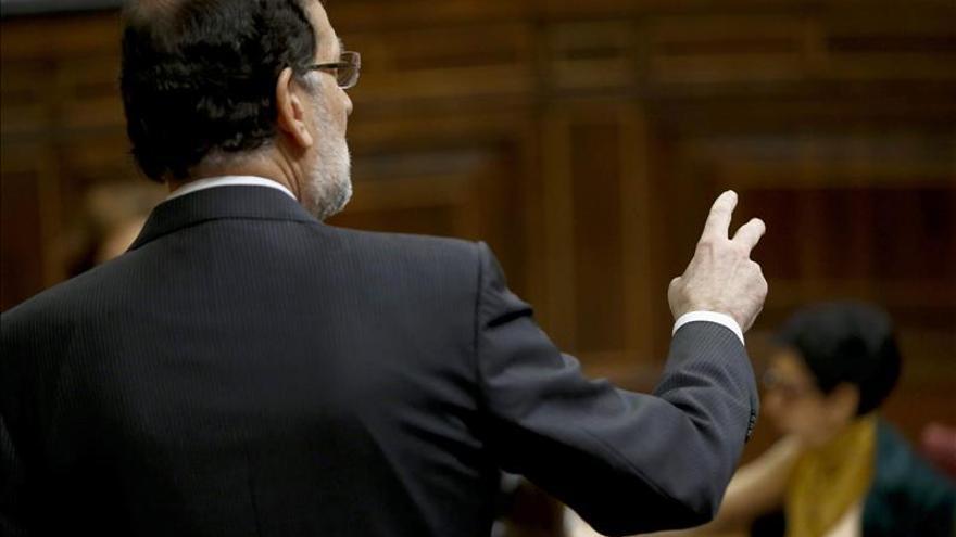 """Rajoy, """"respetuoso"""" con el PSM, """"ni se inmuta"""" para nombrar a candidatos del PP"""