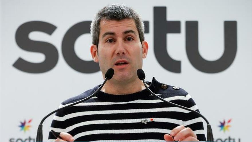 Sortu: Intentan frustrar la solución política para Euskadi y Cataluña
