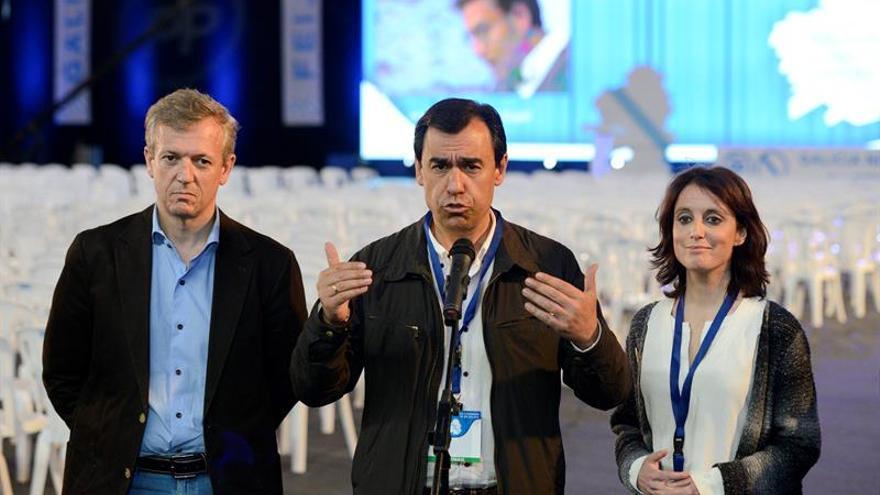 """Maíllo advierte de que el """"riesgo"""" del 26J es un """"pacto a la granadina"""""""