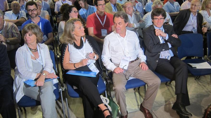 La nueva CDC puede llamarse 'MésCatalunya' o 'Catalans Convergents'