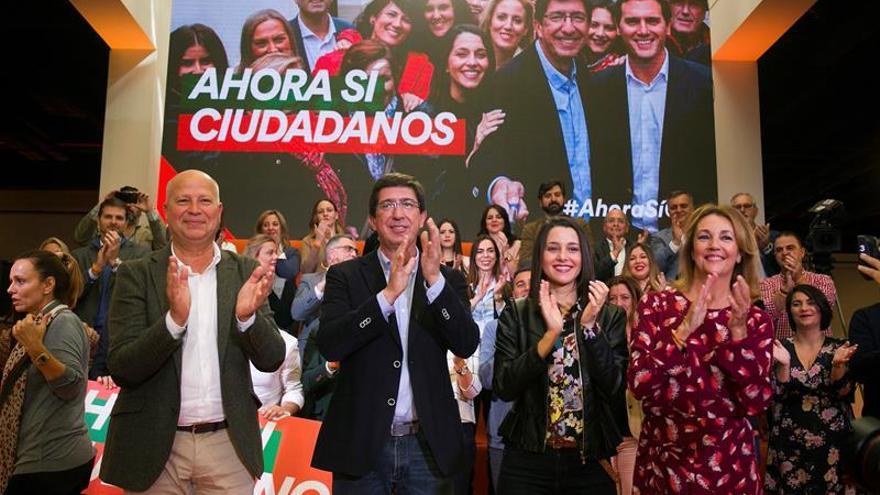 Arrimadas acusa a Díaz de callar mientras se negocian los Presupuestos en la cárcel