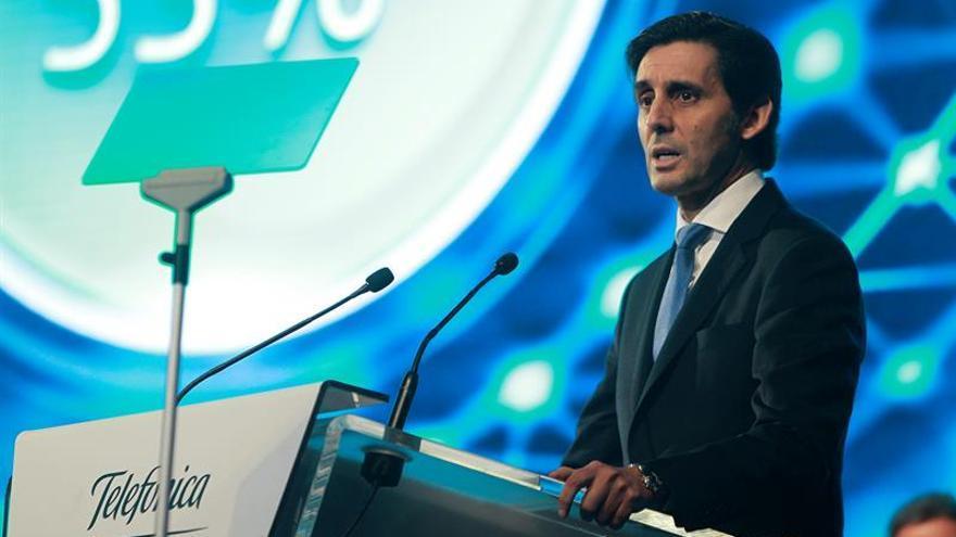 Álvarez-Pallete pide cambios para que las firmas europeas estén entre las innovadoras