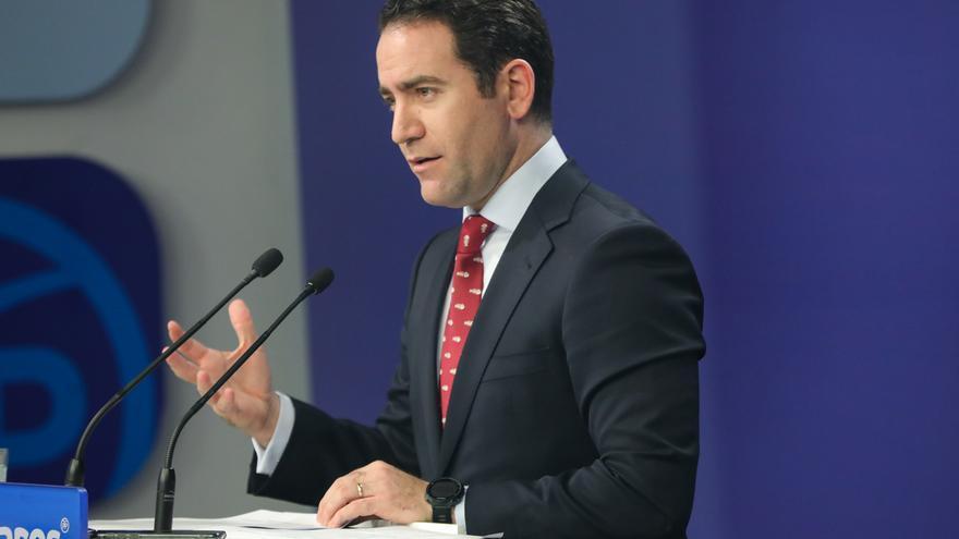 García Egea pide que Sánchez lleve a Torra la resolución que lo inhabilita cuando se reúnan en febrero