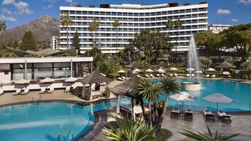 El hotel Gran Meliá Don Pepe cumple 50 años y estrena la primera suite Moët & Chandon del mundo