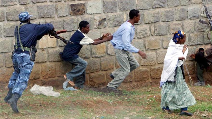 HRW denuncia una docena de muertes en nuevas protestas estudiantiles en Etiopía