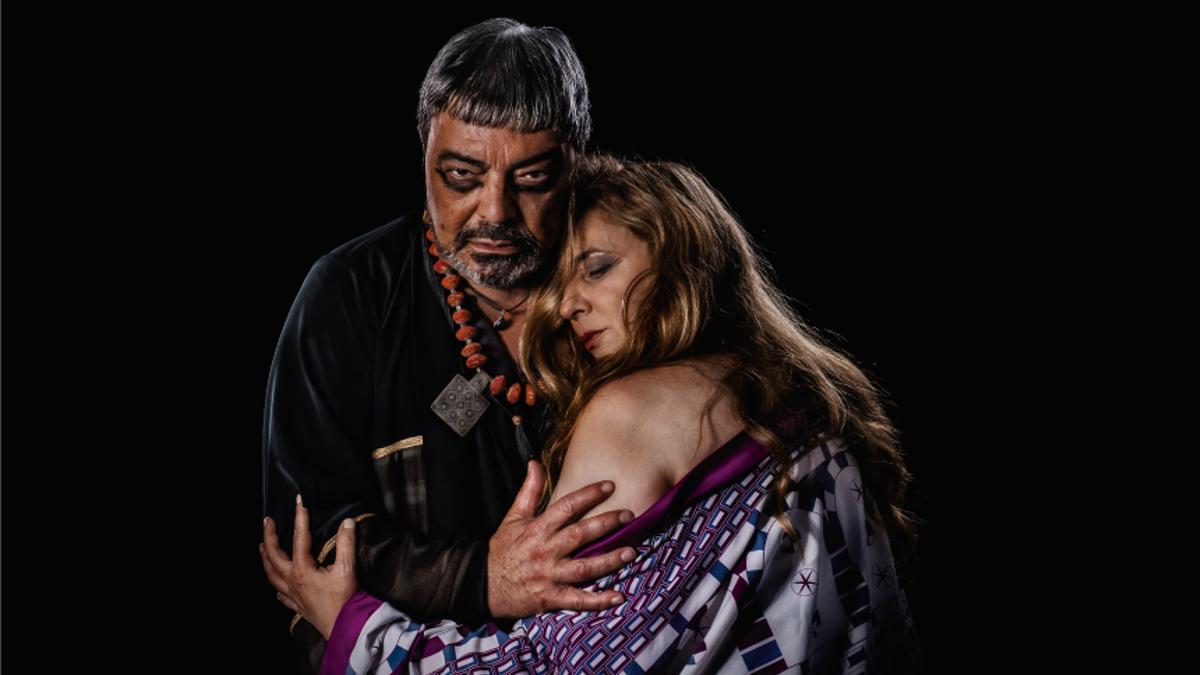 Antonio Canales y Pilar Andújar
