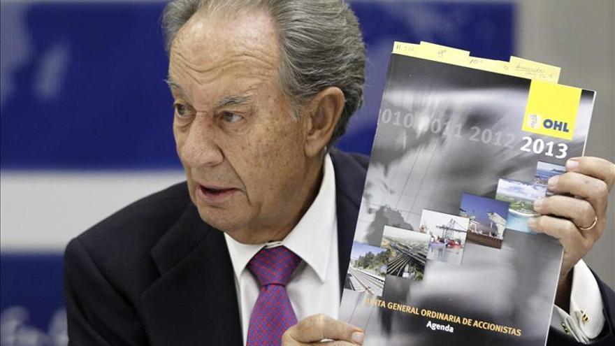 Villar Mir, nombrado vicepresidente de la inmobiliaria Colonial