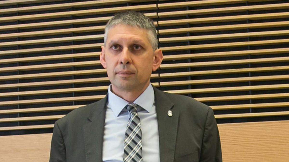 Archivo - José Angel Fuentes Gago, inspector de Policía