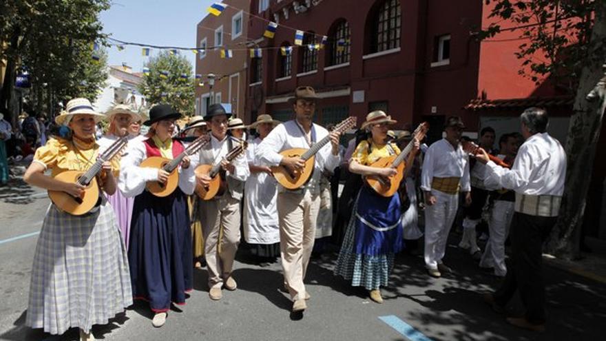De la romería en Santa Brígida #12