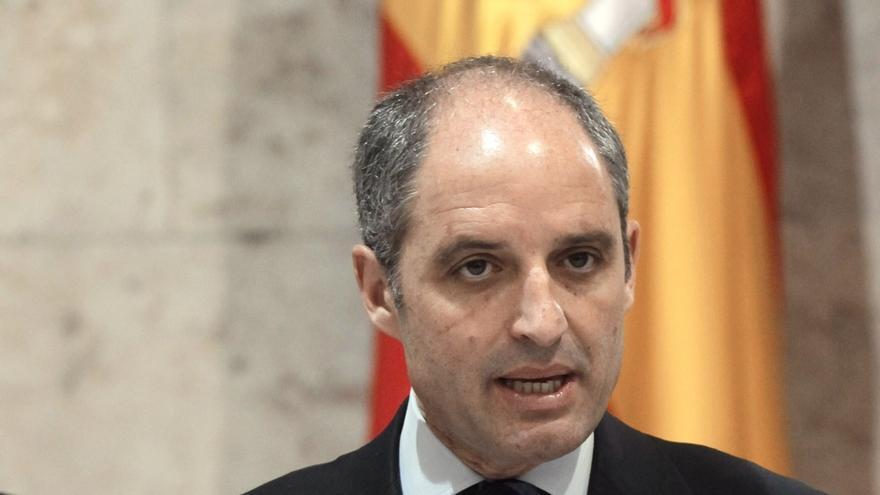 El expresident de la Generalitat valenciana, Francisco Camps, en una imagen de archivo