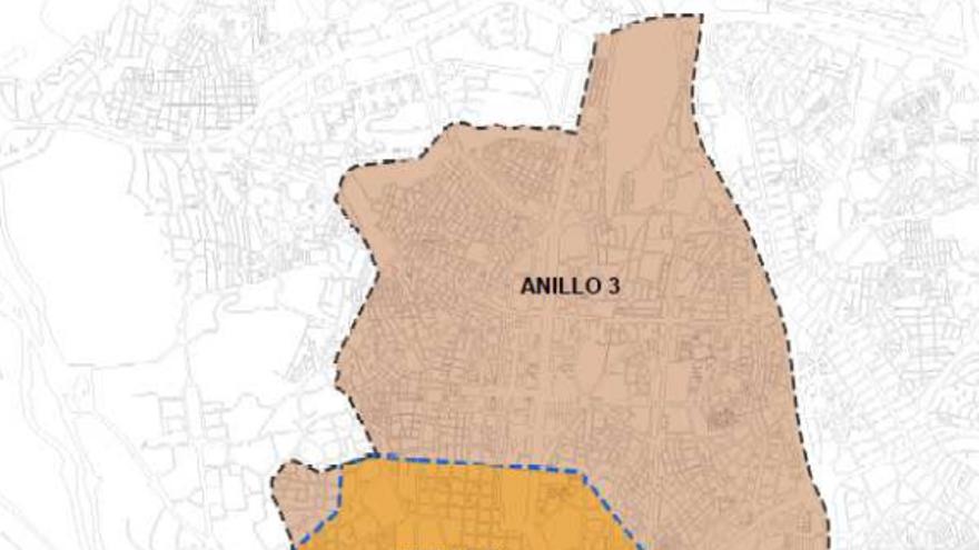 Las zonas en las que Madrid divide los requisitos de los alojamientos turísticos