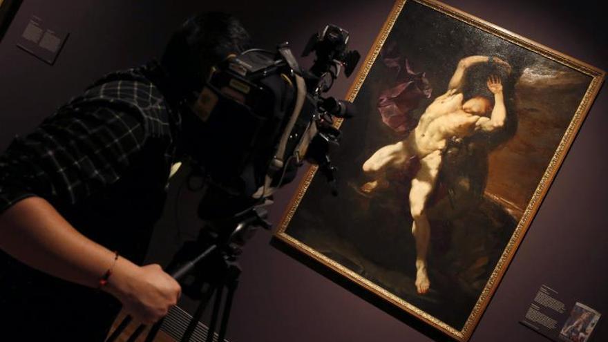 """El Prado lleva al """"infierno"""" a sus visitantes en la exposición """"Las Furias"""""""