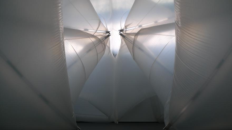 High-Rise, la escultura de Sergio Prego
