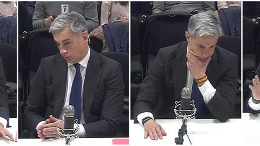 El exsecretario general del PP valenciano Ricardo Costa, en la Audiencia Nacional