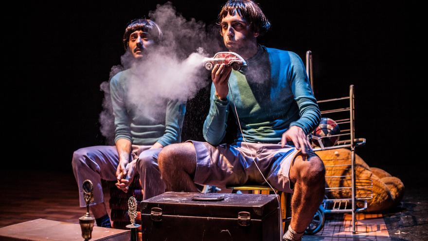 La obra 'Inestable', de la compañía 'Sutottos', llega desde Argentina