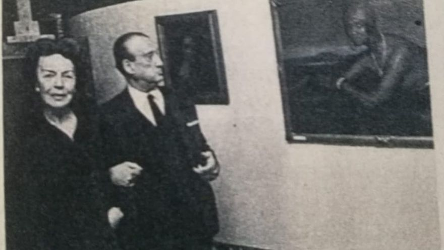bicapa Perezoso Ausencia  La 'Perla Negra' de Julio Romero de Torres, que nunca fue Josephine Baker