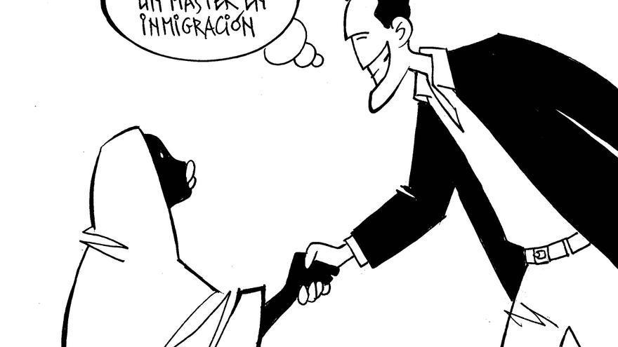 Casado en Algeciras