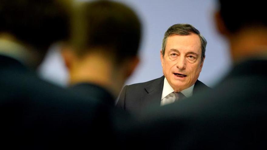El BCE comprará deuda por valor de 20.000 millones de euros mensuales