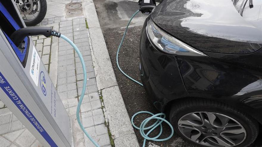 España precisa 300.000 coches eléctricos en 2020 para frenar cambio climático