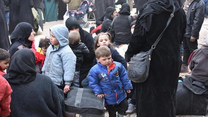 """La ONU pide actuar antes de que Alepo oriental sea """"un gigantesco cementerio"""""""