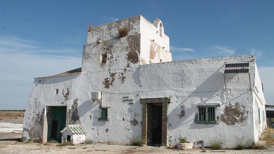 Valcargado, en Utrera (Sevilla)
