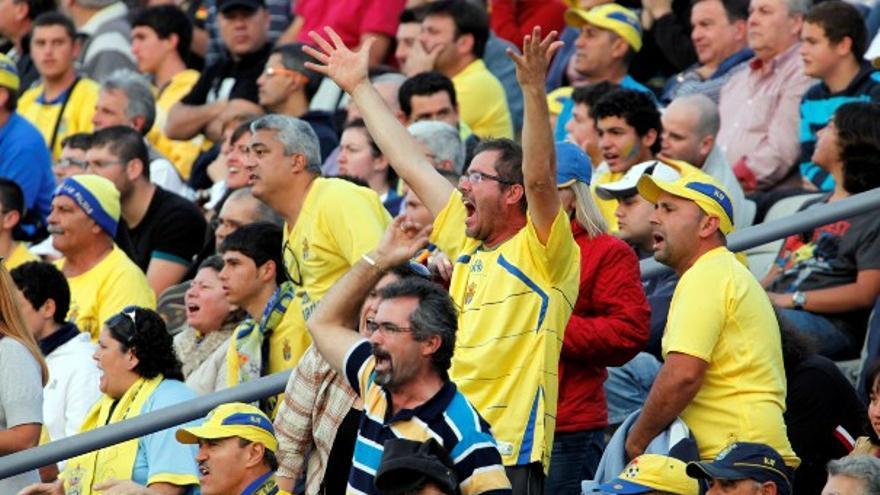 Del UD Las Palmas-Villarreal B #5
