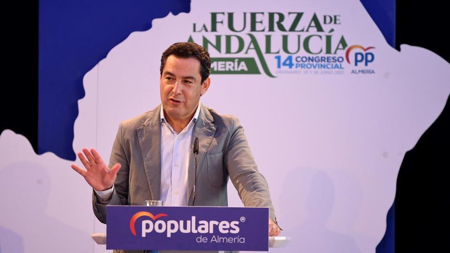 """Moreno pide cautela a los ciudadanos ante las """"ansias"""" de Sánchez de dar buena imagen"""