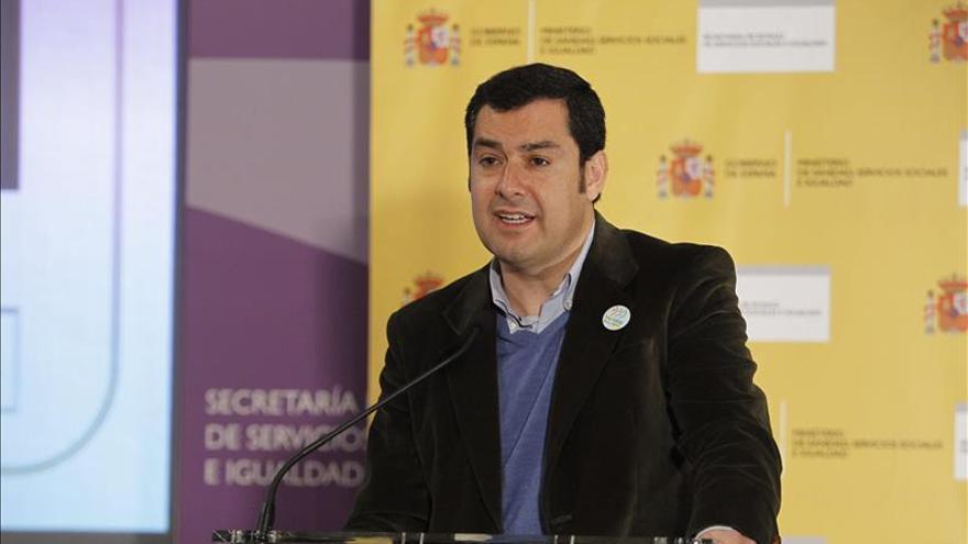 Moreno presentará su candidatura al PP andaluz con el aval de la dirección