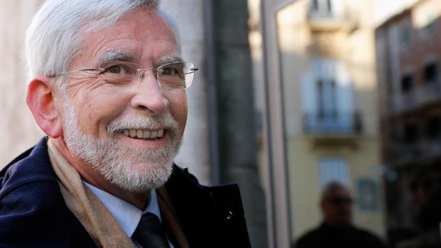 Joan Lerma, exsenador y expresidente de la Generalitat.