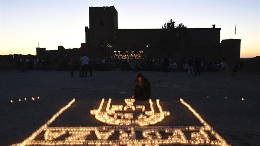 Pedraza (Segovia) acota la entrada a la villa para conciertos por seguridad