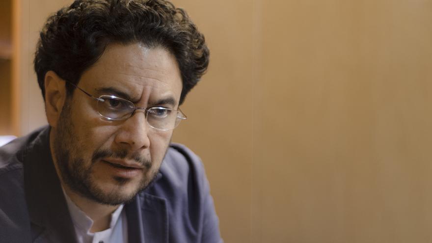 Iván Cepeda, senador y defensor de los derechos humanos en Colombia \ Alejandro Navarro