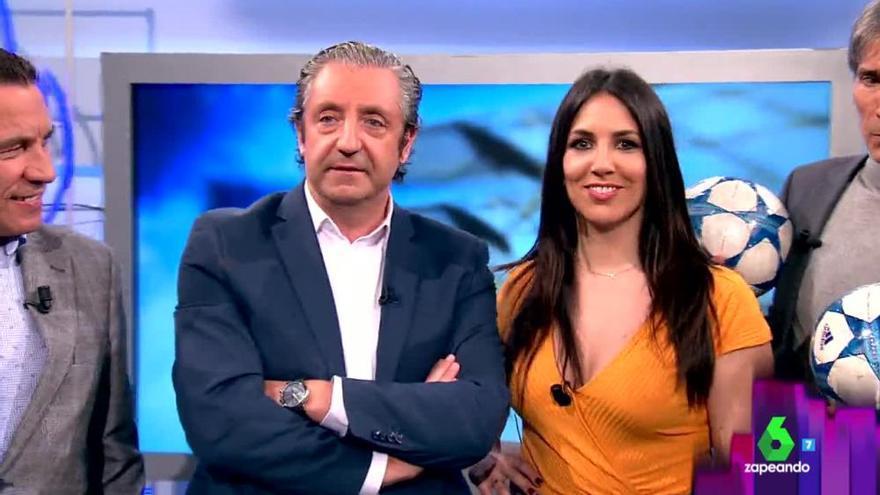 Pedrerol: 'Irene Junquera siempre será la niña de mis ojos'