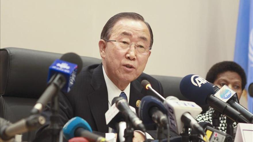 Ban Ki-moon insta a la vuelta a la transición política pacífica en el Yemen