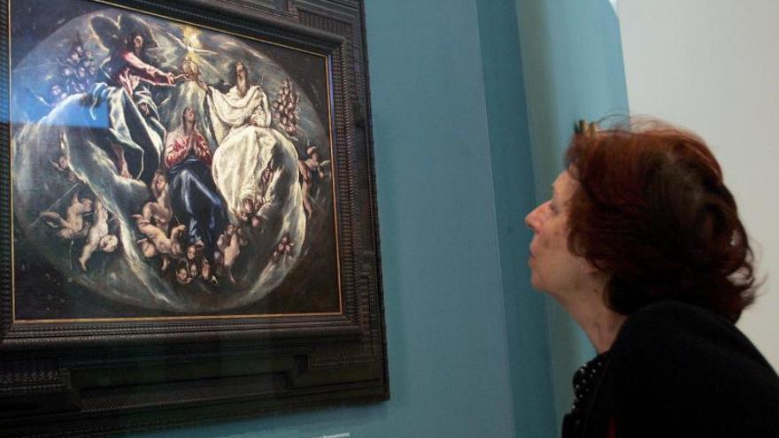 Tres obras de El Greco viajan desde Atenas para completar exposición de Toledo