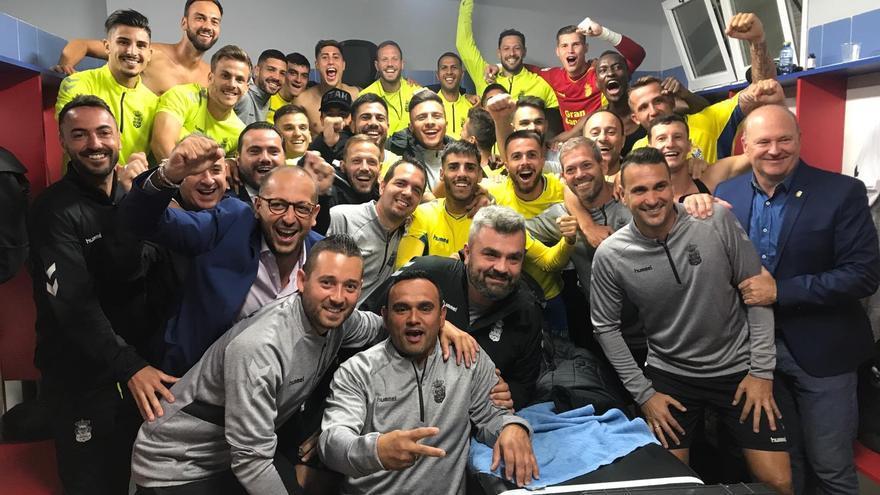 La plantilla amarilla quiere un nuevo triunfo frente al Lugo