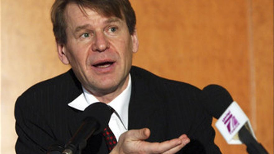 Relator de la ONU, Martin Scheinin