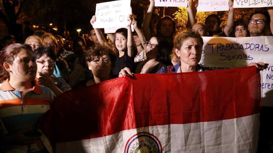 Paraguay registró 11 feminicidios entre enero y abril de 2021
