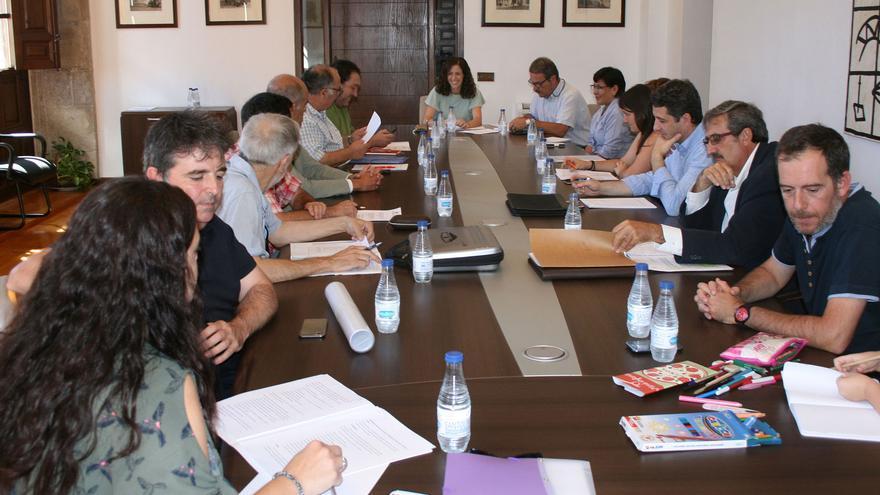 Reunión del Consejo del Pacto de Toledo por el Tajo