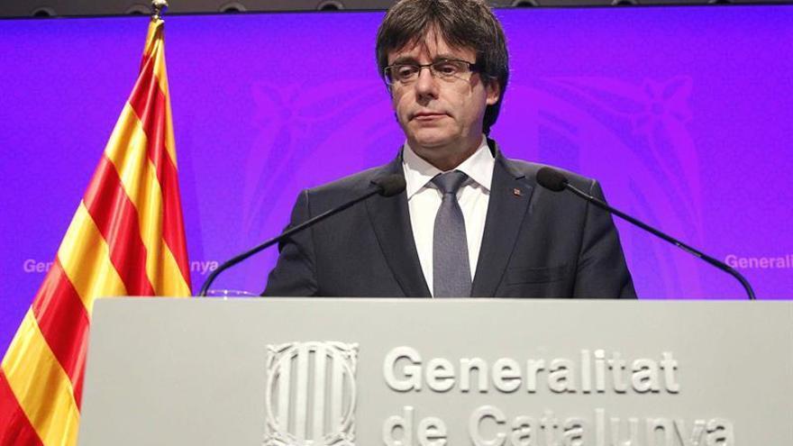 """Puigdemont ve legitimado el Parlament y votará """"con mucho gusto"""" las conclusiones"""