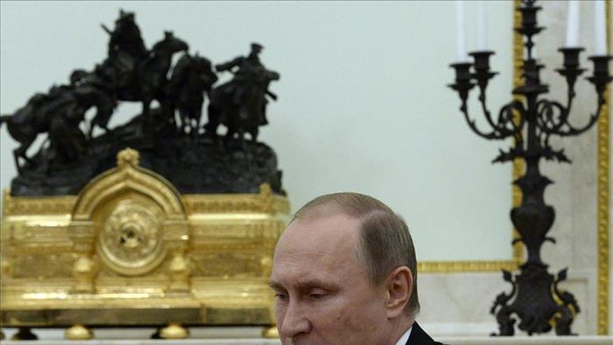 Putin está dispuesto a cooperar en Siria con la coalición liderada por EEUU