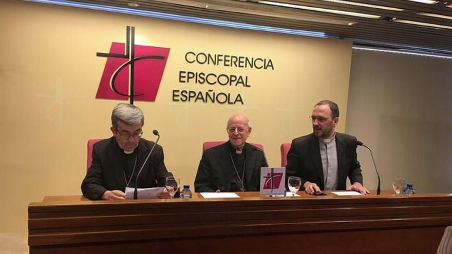 La asistencia religiosa católica en los hospitales está garantizada por un convenio firmado en 1985 entre el Estado y la Conferencia Episcopal