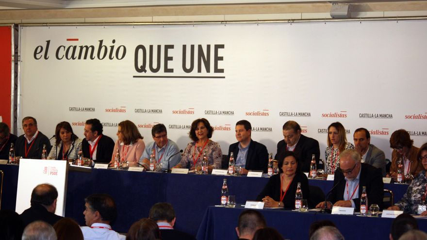 Comité Regional del PSOE Castilla-La Mancha