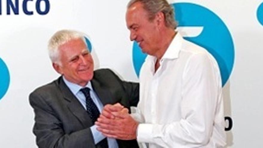 Lo no contado de Bertín y Telecinco: una visita sorpresa en 3 horas decisivas