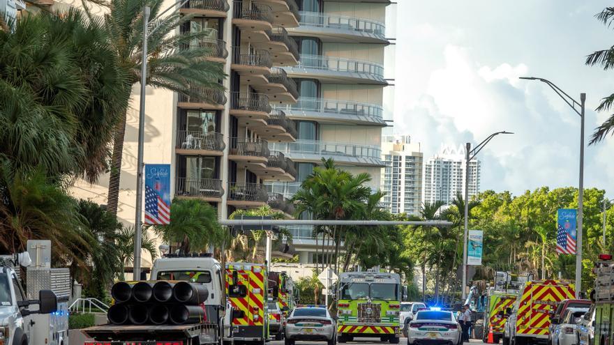 Identifican a otras tres víctimas del derrumbe en Miami