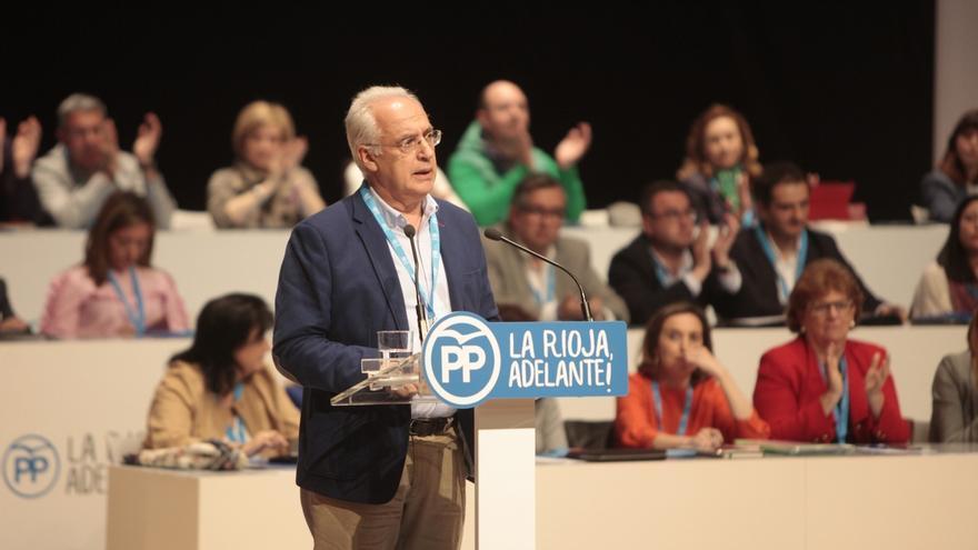 Nueva etapa en el PP de La Rioja tras el XVI Congreso Autonómico que ha elegido a Ceniceros como presidente del partido