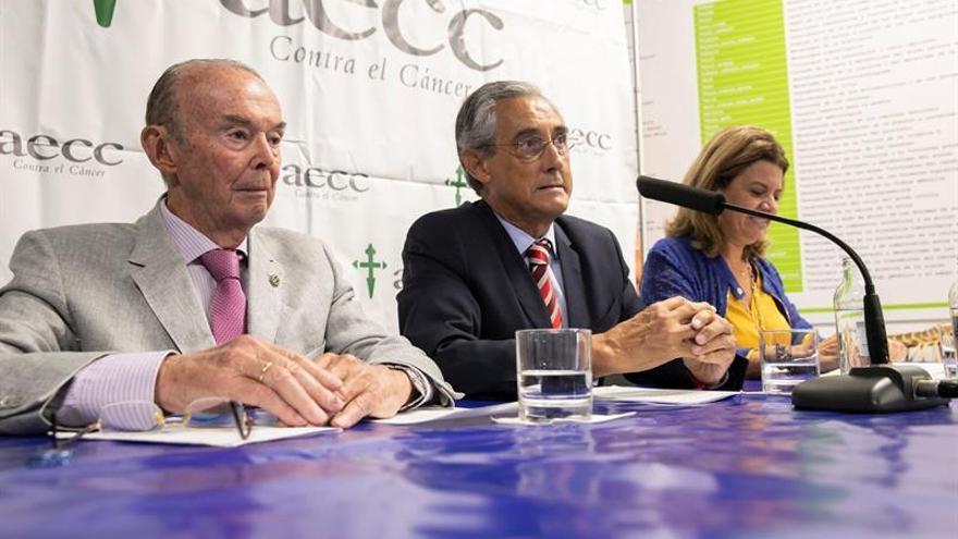 Presentación del I Congreso Regional para Pacientes y Familiares de la Asociación Española contra el Cáncer en Canarias.