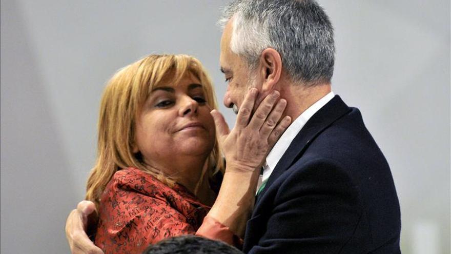 """Griñán dice que ha querido ser presidente y secretario general para la """"transición"""""""