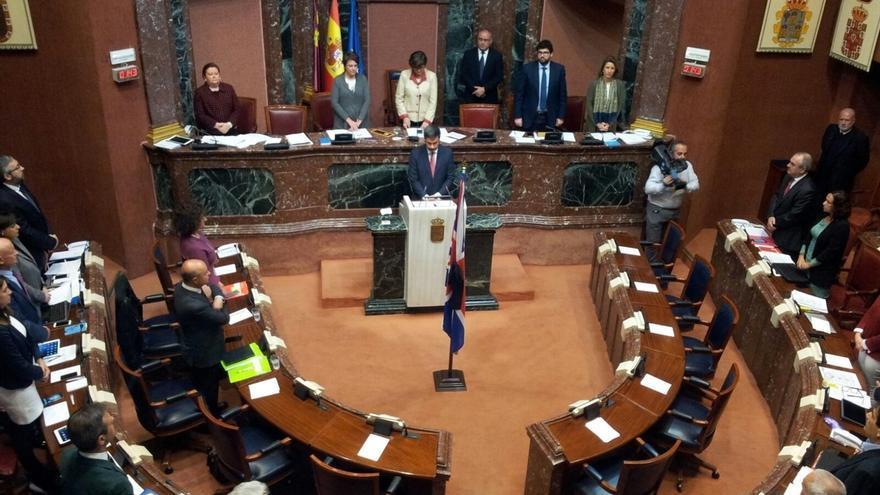 El Congreso recibe mañana la reforma del Estatuto de Murcia que pone fin a los aforamientos en la Región