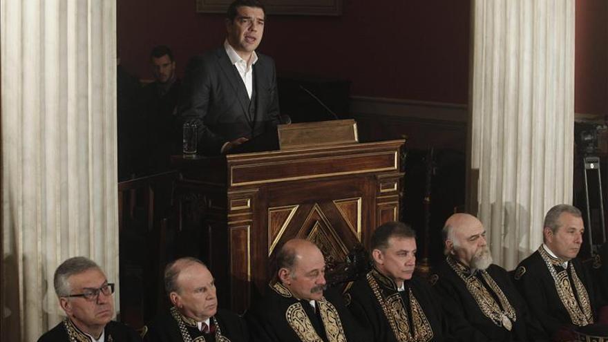"""Continúan las negociaciones entre Grecia y el """"Grupo de Bruselas"""" en un buen clima de cooperación"""