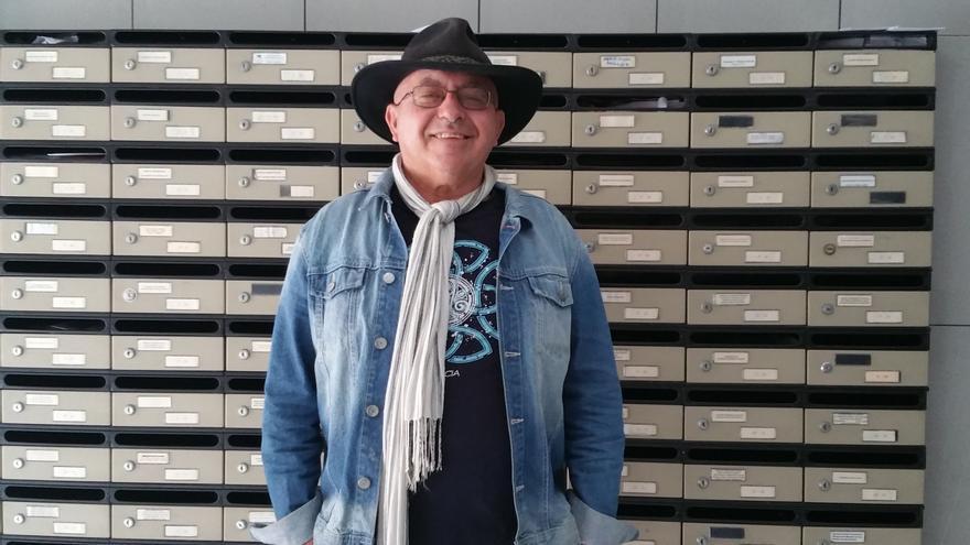 Ramón Araújo pasó una estancia en República Dominicana. Foto: LUZ RODRÍGUEZ.